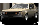 AMC Gremlin X 3 Door Hatchback 1970