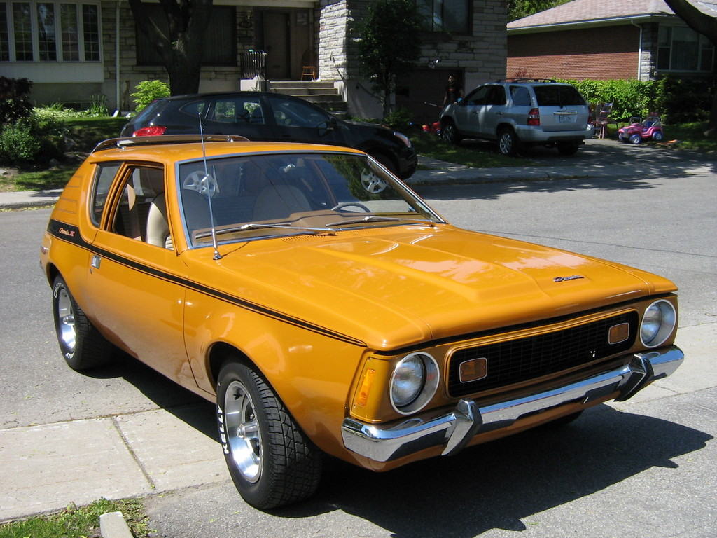 AMC Gremlin X 3 Door Hatchback 1970