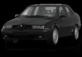 Alfa Romeo 155 Q4 Sedan 1992