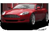 Aston Martin DB9 Coupe 2005