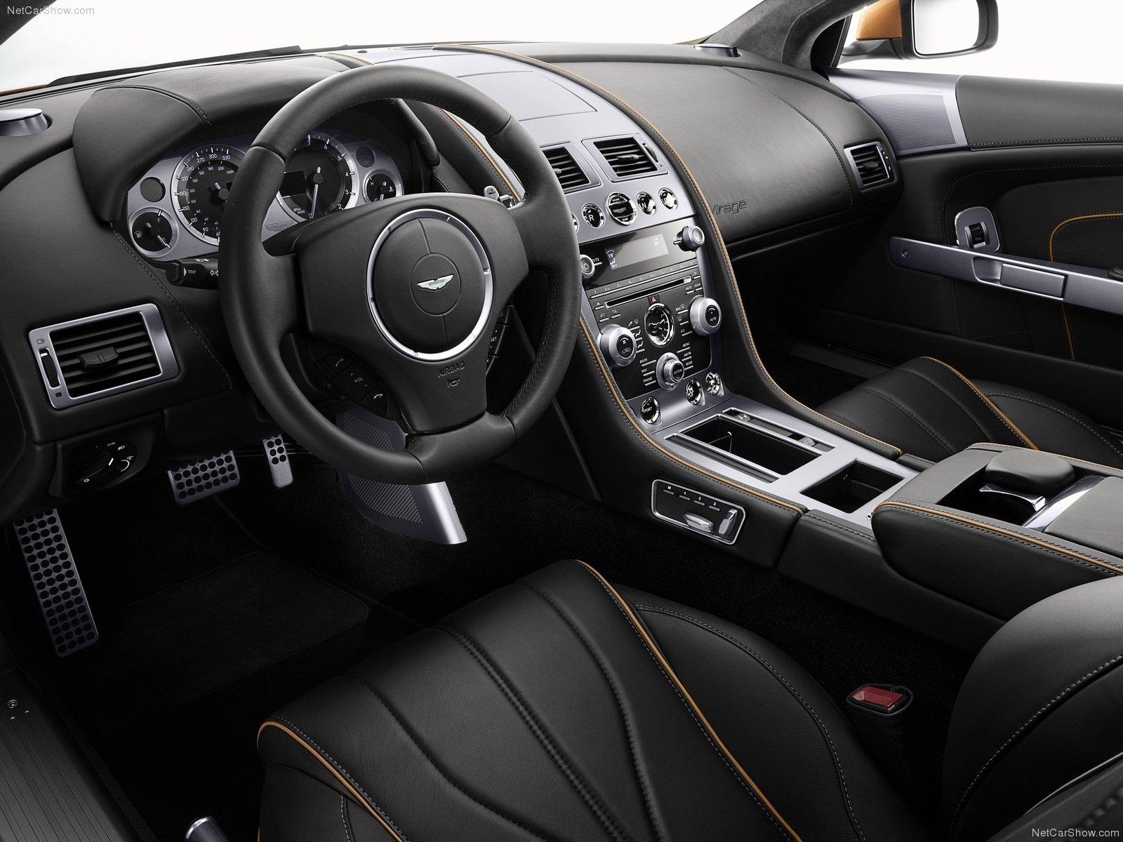 Aston Martin Virage Photo Gallery -  aston martin virage coupe 2012