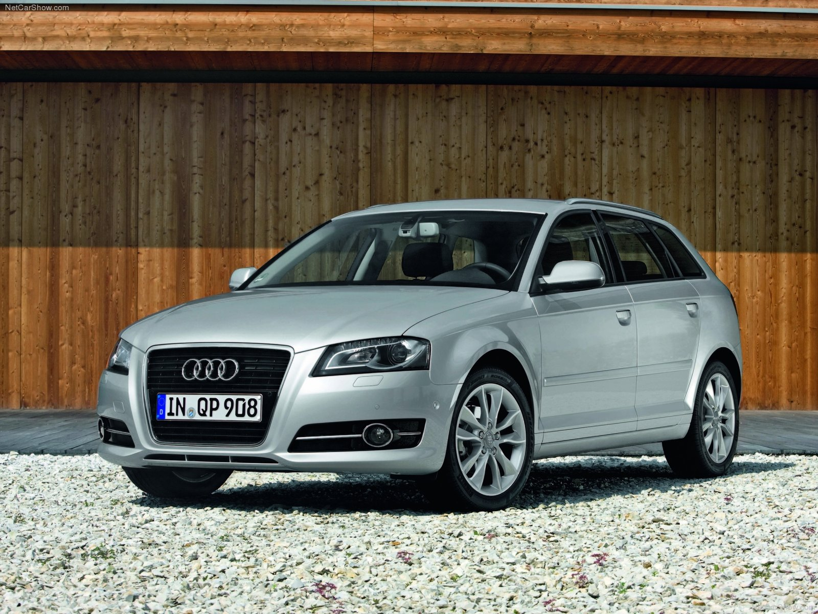 Audi A3 5 Door Hatchback 2011