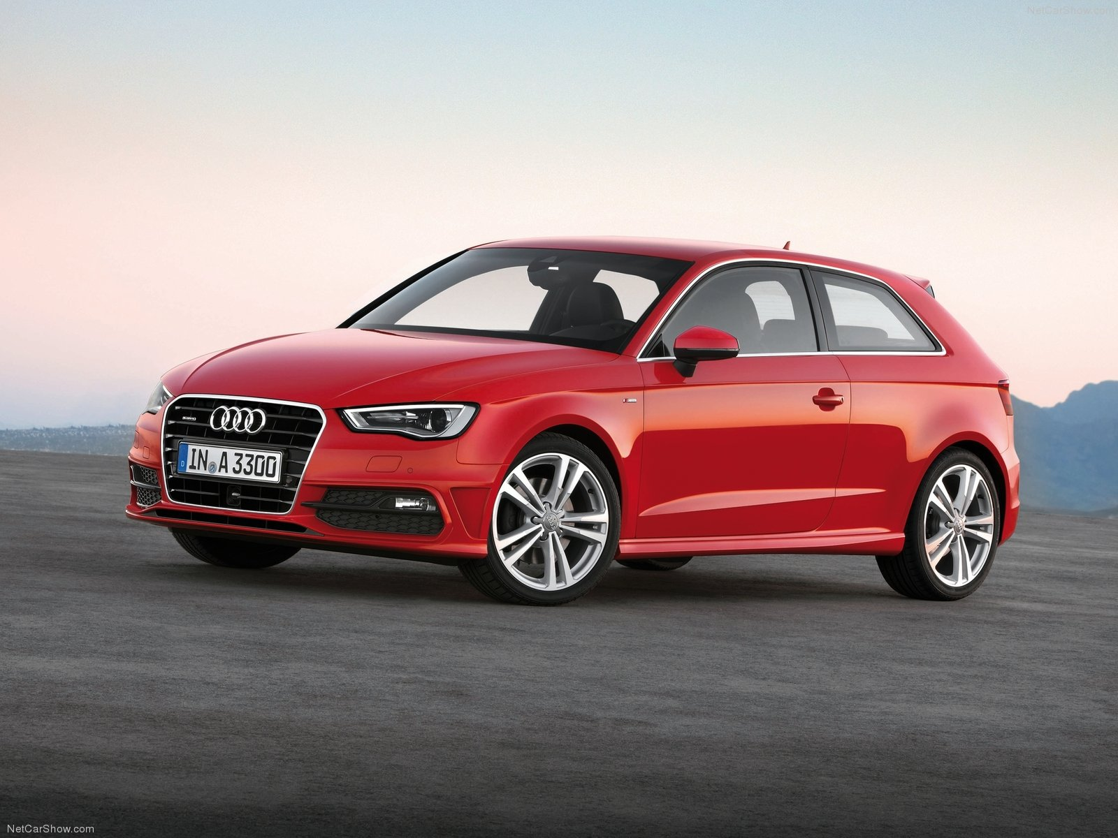 3dtuning Of Audi A3 3 Door Hatchback 2013 3dtuning Com
