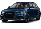Audi RS6 Wagon 2014