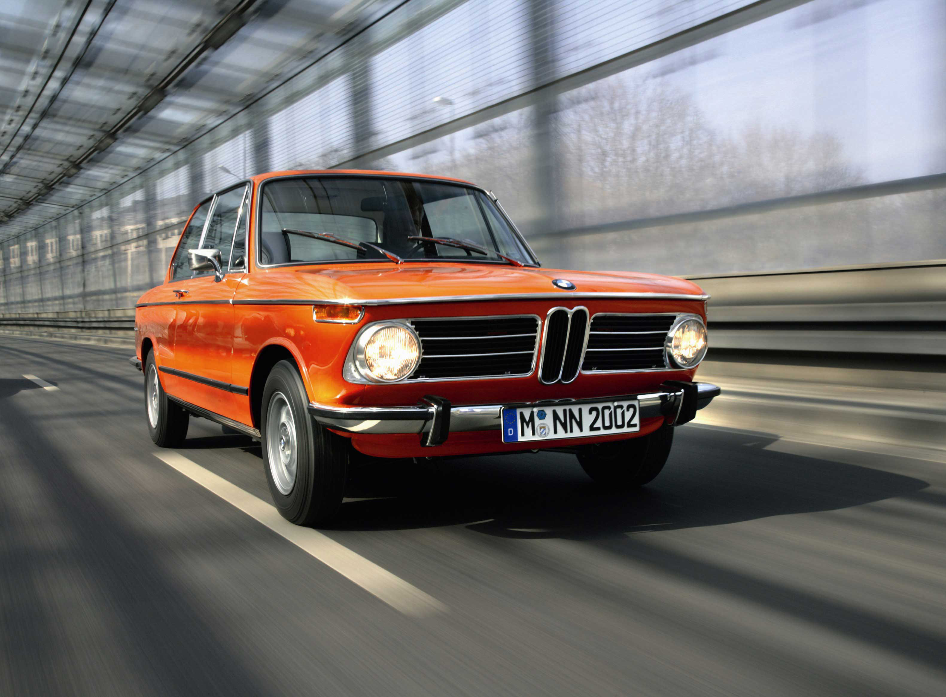 BMW 2002 Coupe 1973