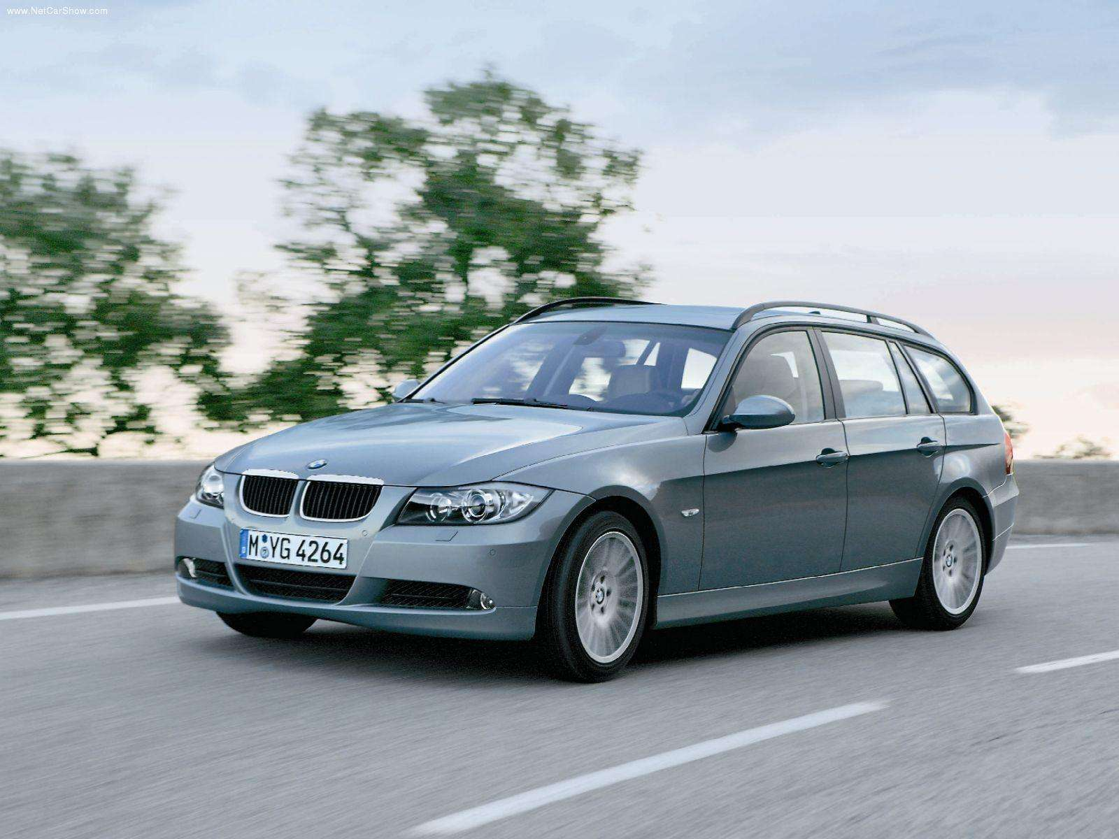 3dtuning of bmw 3 series wagon 2005 unique. Black Bedroom Furniture Sets. Home Design Ideas