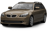 BMW 5 series Wagon 2003