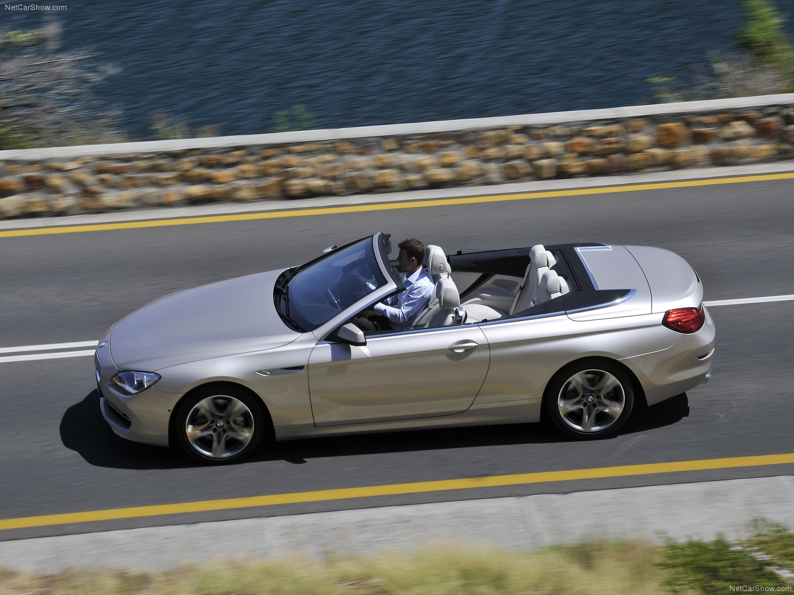 BMW 6 Series Convertible 2012