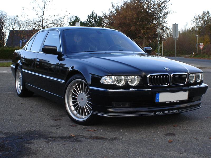 BMW 7 Series Sedan 1994