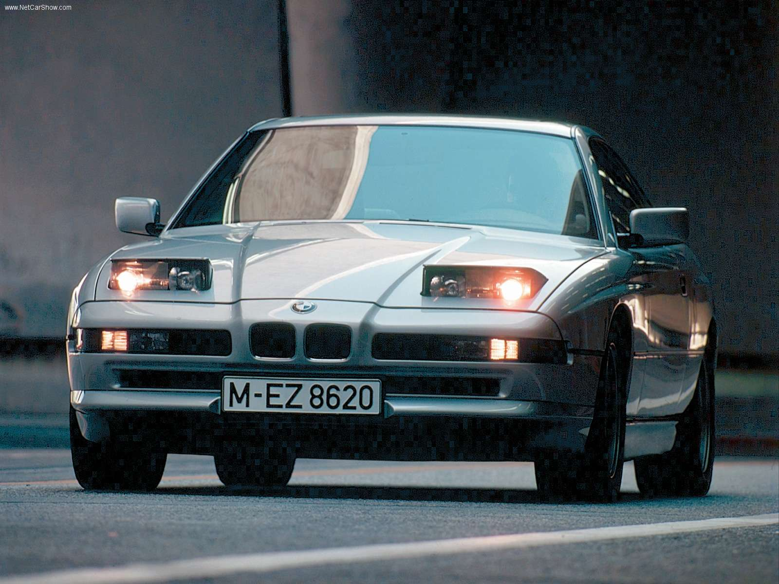 BMW 8 series Coupe 1989