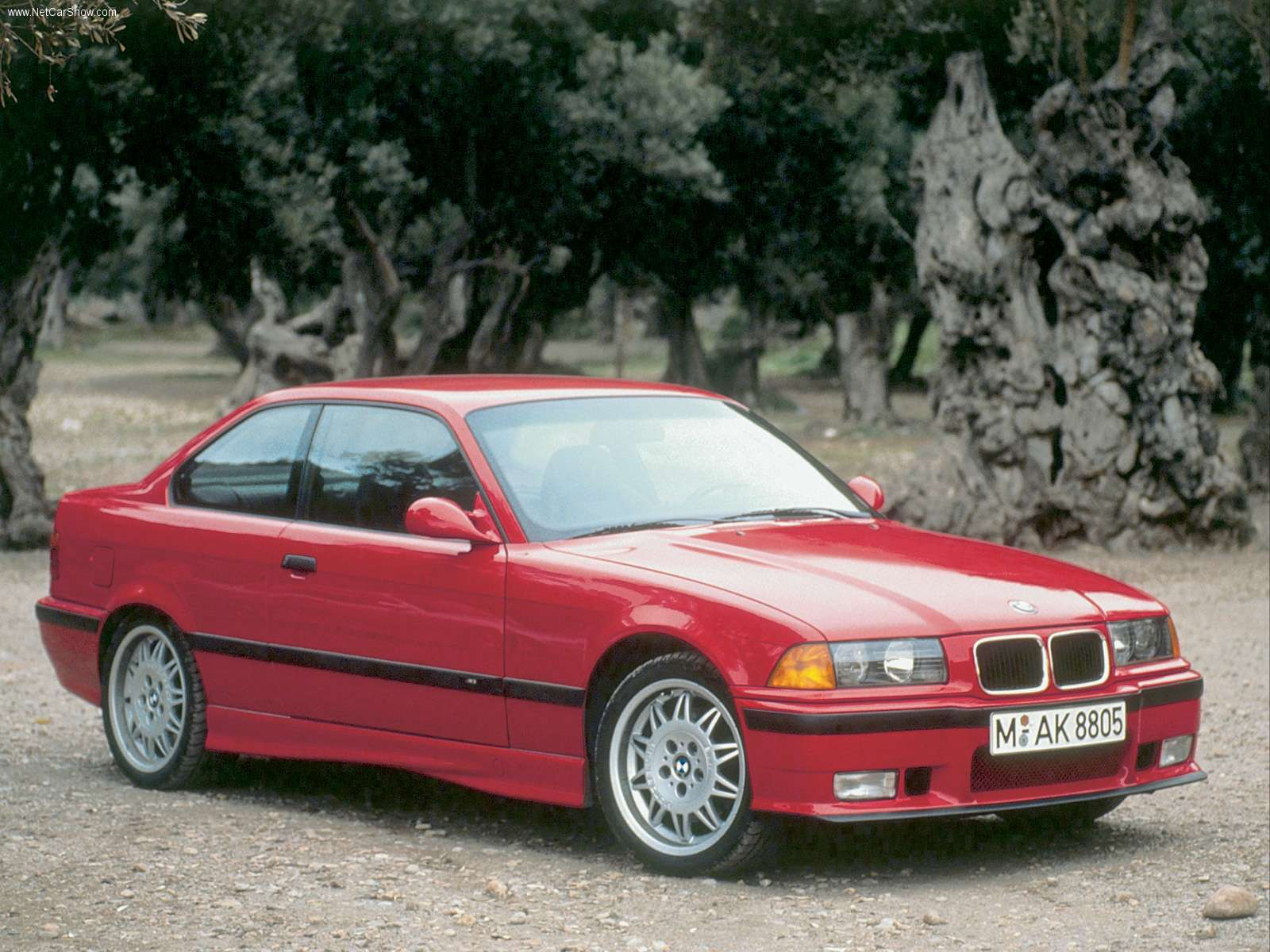 BMW M3 Coupe 1992