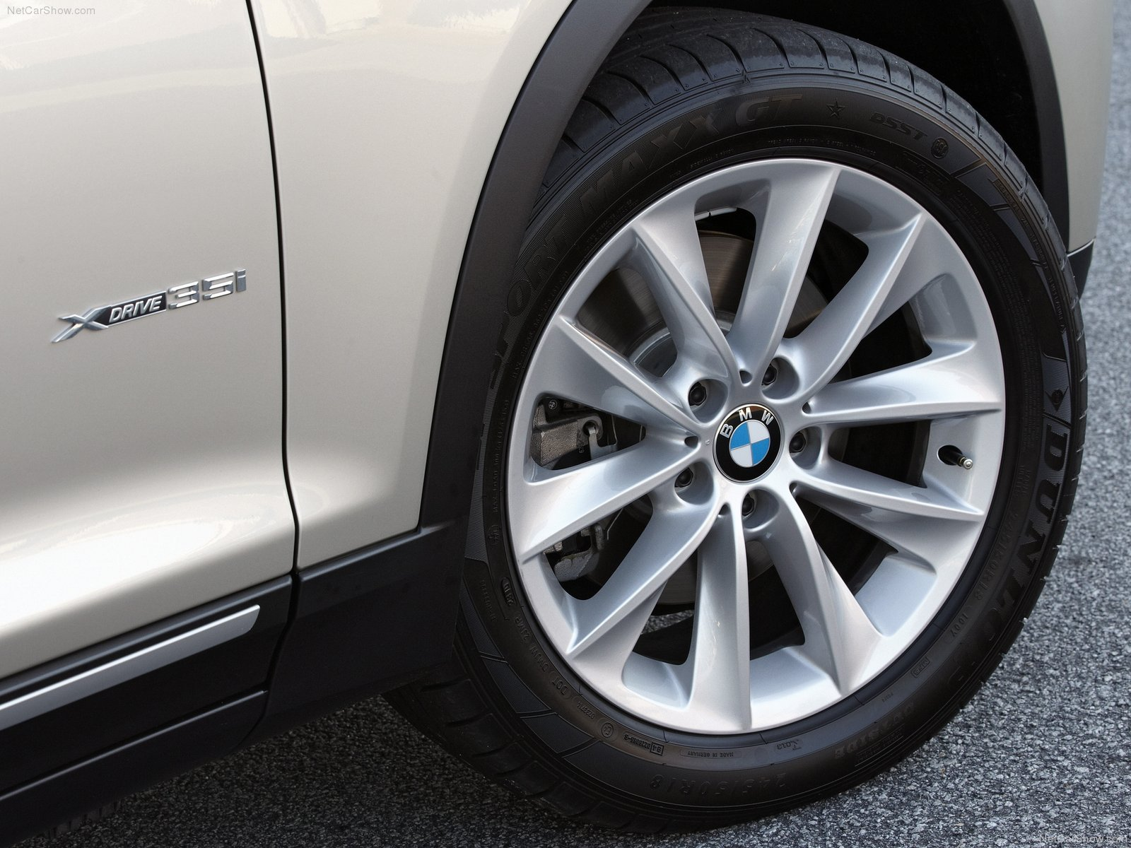 BMW X3 Crossover 2012