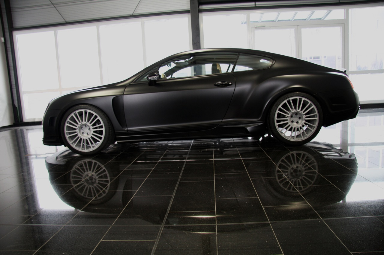 Bentley Continental GT Coupe 2003