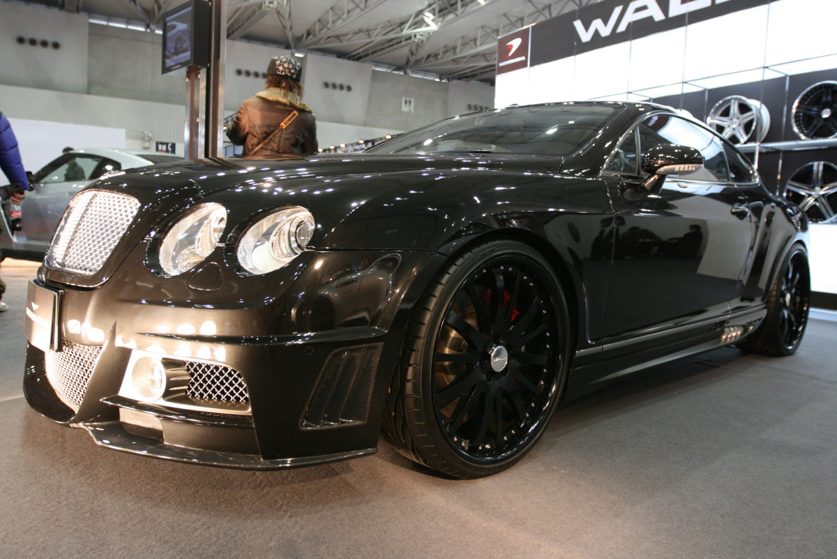 3dtuning Of Bentley Continental Gt Fastback 2004 3dtuning