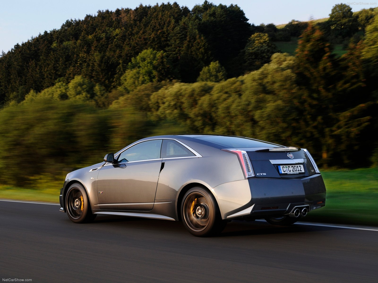 tuning cadillac cts v coupe 2011 online accessories and. Black Bedroom Furniture Sets. Home Design Ideas