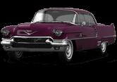 Cadillac De Ville Coupe 1956