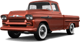 Chevrolet Apache 2 Door pickup truck 1958