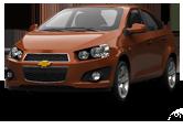 Chevrolet Aveo Sedan 2010