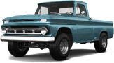 Chevrolet C-10 3 Door SUV 1962