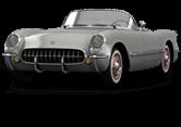 Chevrolet Corvette Convertible 1953