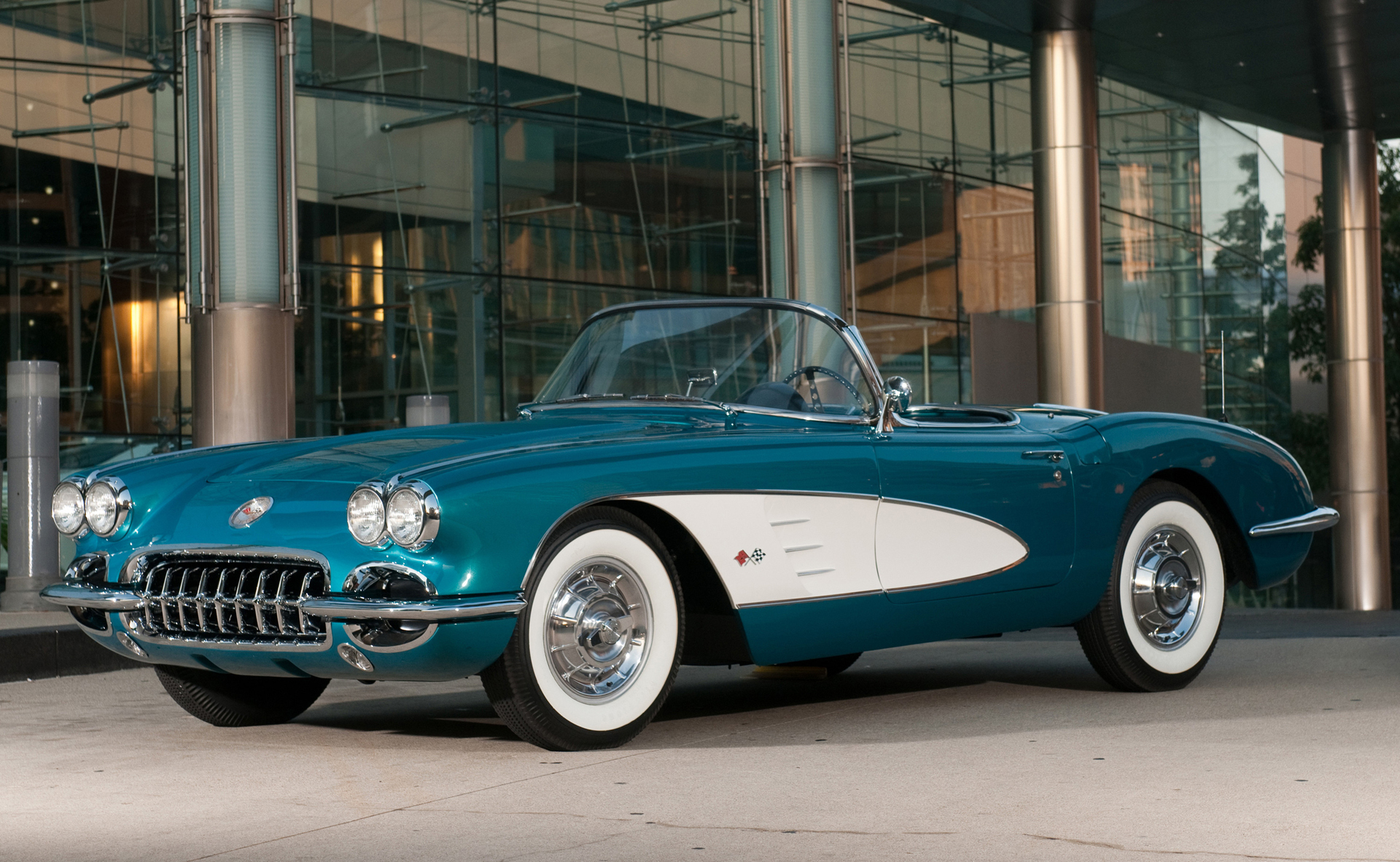 Chevrolet Corvette Convertible Coupe 1958