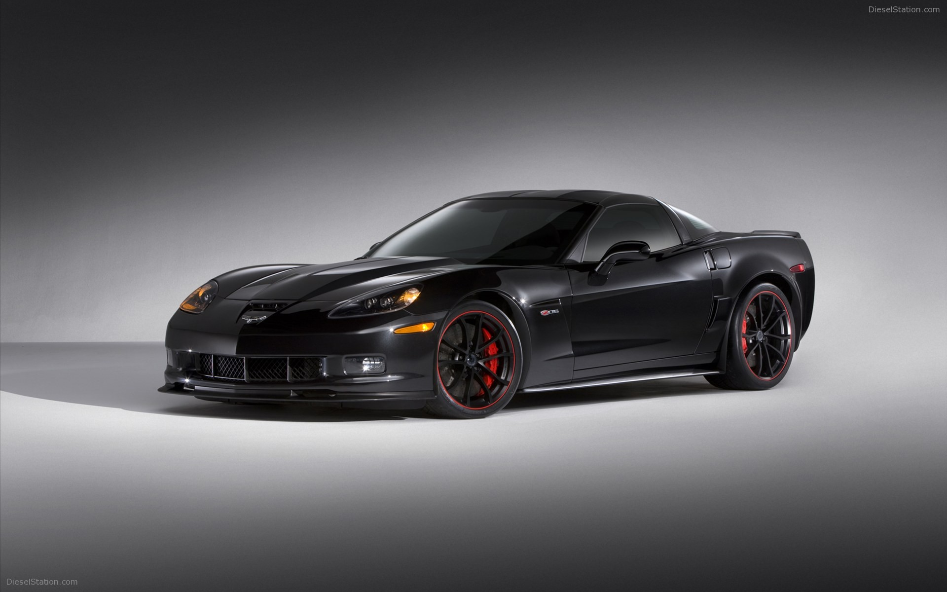 Chevrolet Corvette Coupe 2012