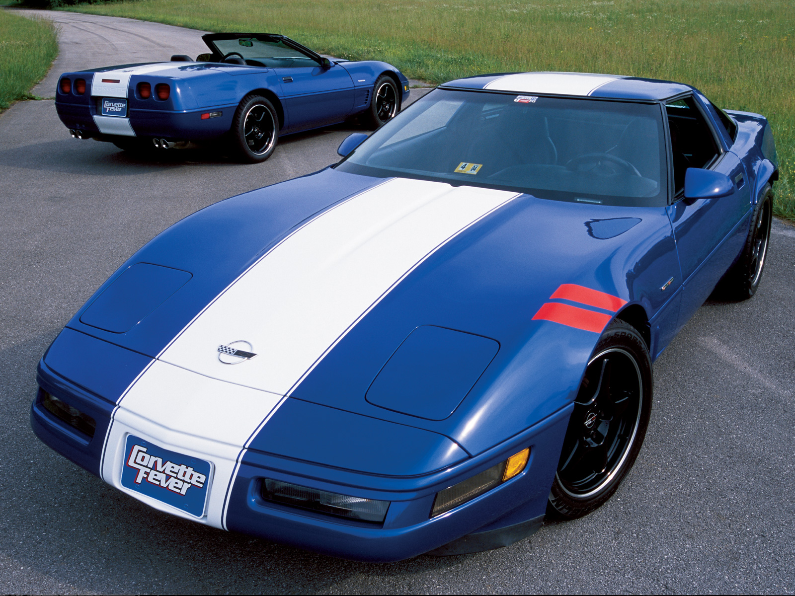 Chevrolet Corvette Grand Sport Coupe 1996