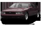 Chevrolet Impala SS sedan 1996