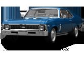 Chevrolet Nova SS Coupe 1968