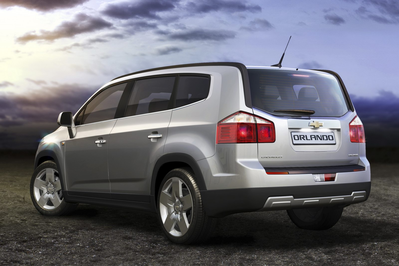 My perfect Chevrolet Orlando. 3DTuning - probably the best ...