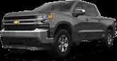 Chevrolet Silverado 1500 4 Door pickup truck 2019