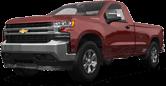 Chevrolet Silverado 1500 Regular Cab 2 Door pickup truck 2019