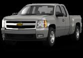 Chevrolet Silverado Extended Cab Truck 2007