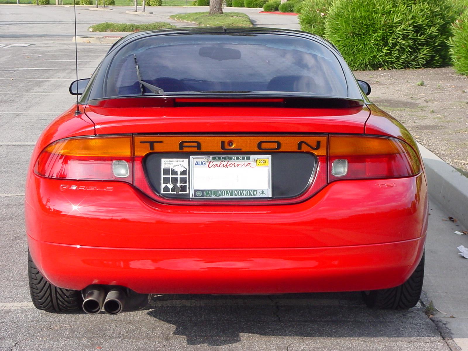 ... Chrysler Eagle Talon Liftback 1998 ...
