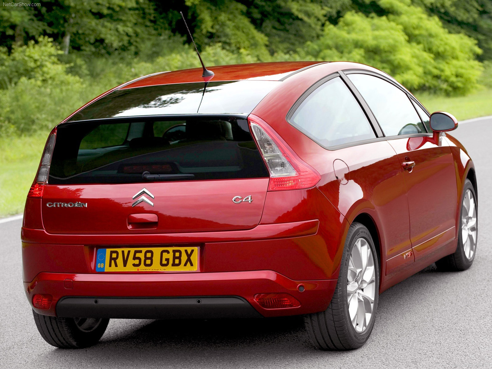 Citroen C4 VTS Coupe 2008