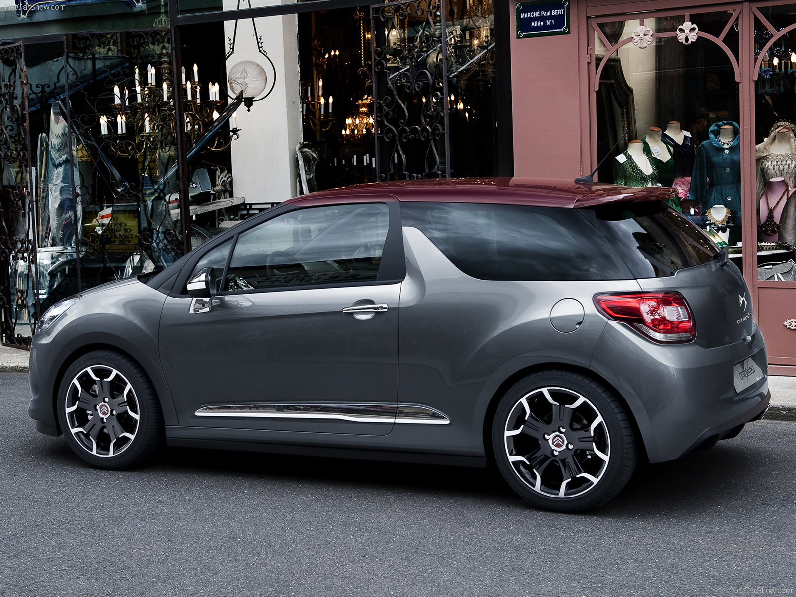 Citroen DS3 3 Door 2011