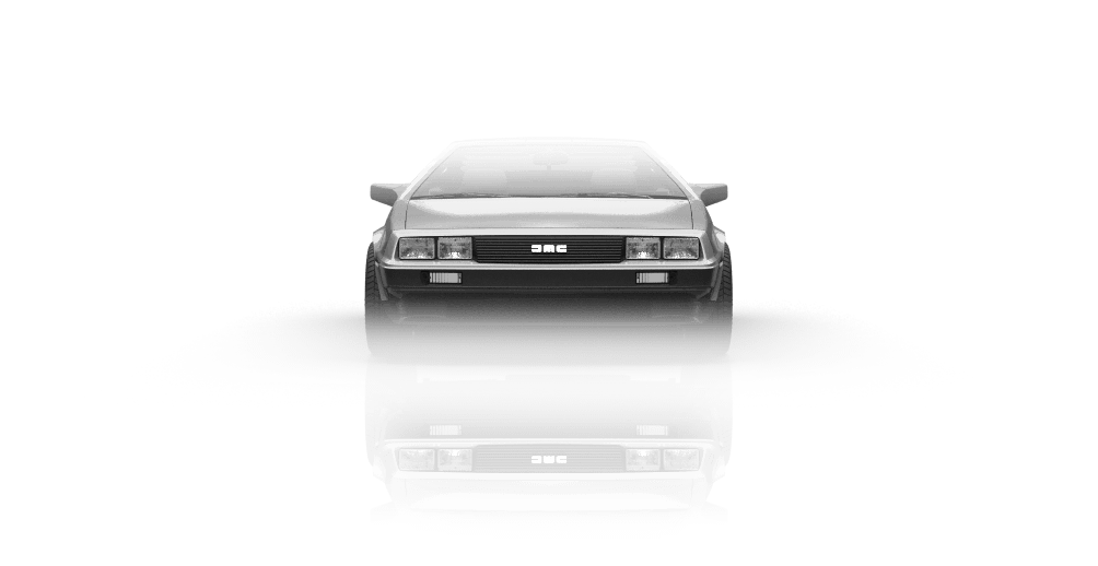 DeLorean DMC-12 Coupe 1981