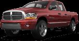 Dodge Ram 1500 Quad-Cab 4 Door pickup truck 2006
