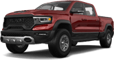 Dodge Ram 1500 TRX 4 Door pickup truck 2021