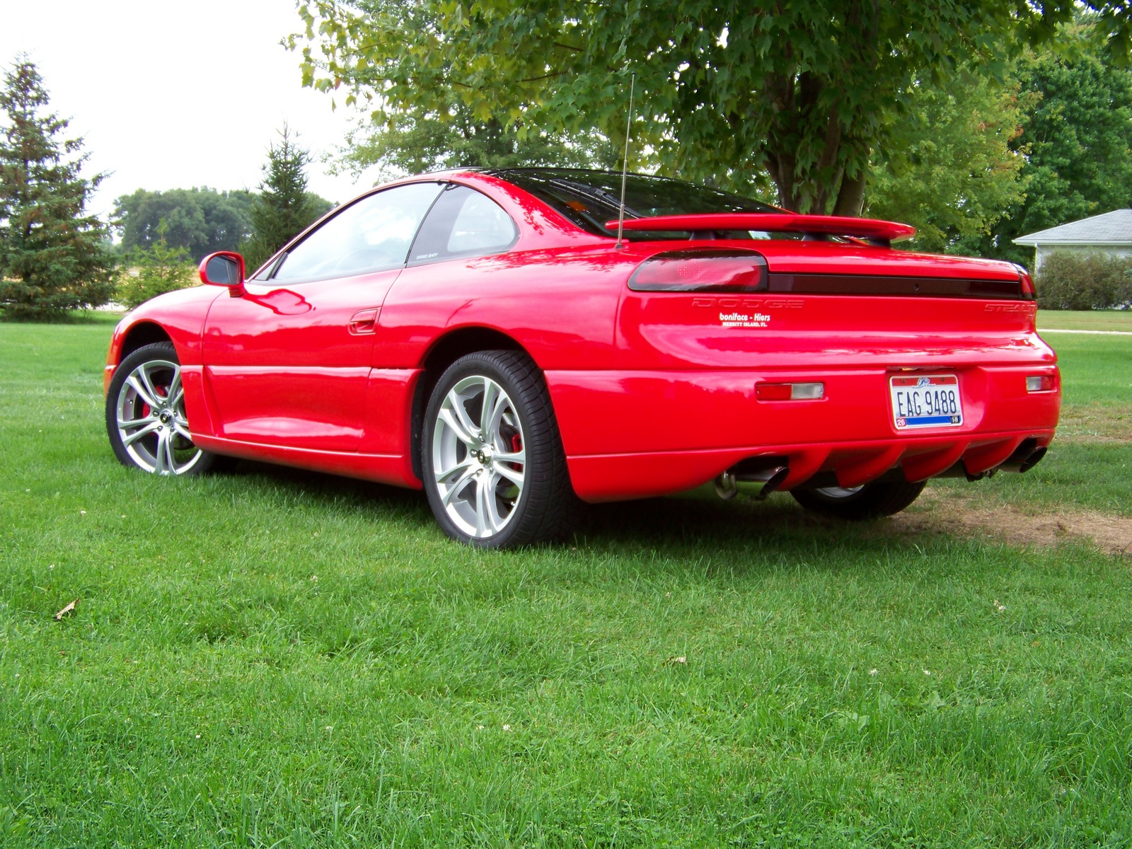 Dodge Stealth RT Coupe 1994