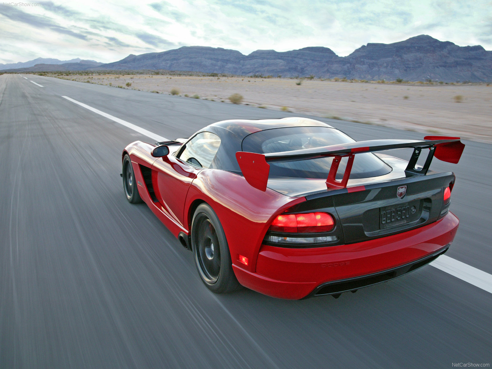 Dodge Viper SRT10 ACR Coupe 2009