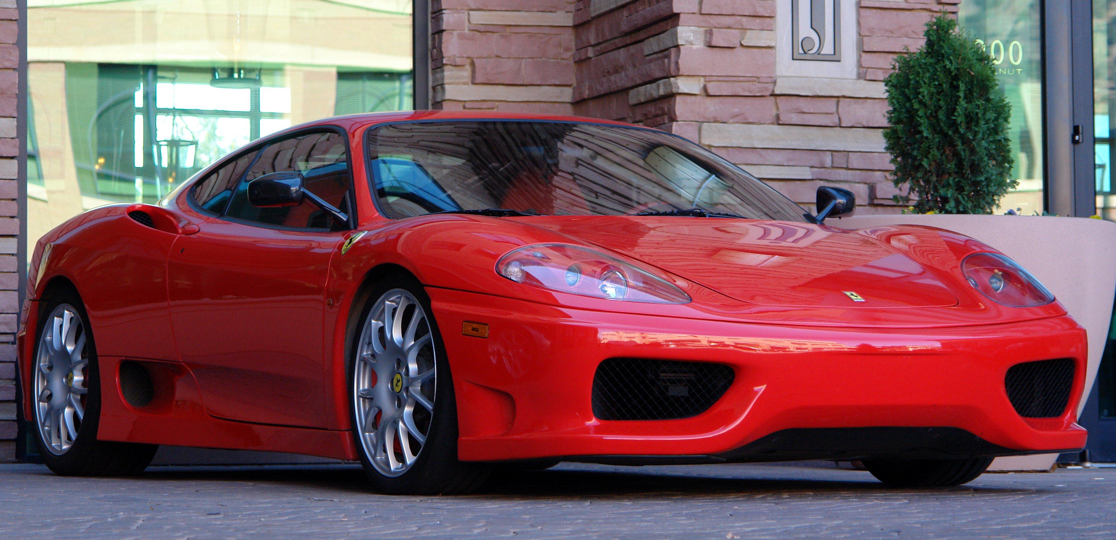 My perfect Ferrari 360...