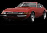 Ferrari 365 GTB 4 Coupe 1968