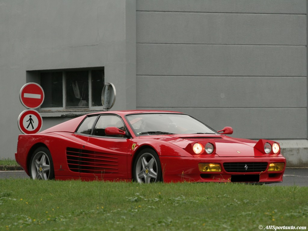 3dtuning of ferrari 512 tr coupe 1991 3dtuning - unique on