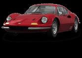 Ferrari Dino 246 GT Coupe 1969