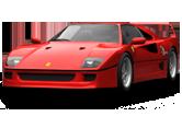 Ferrari F40 Coupe 1987