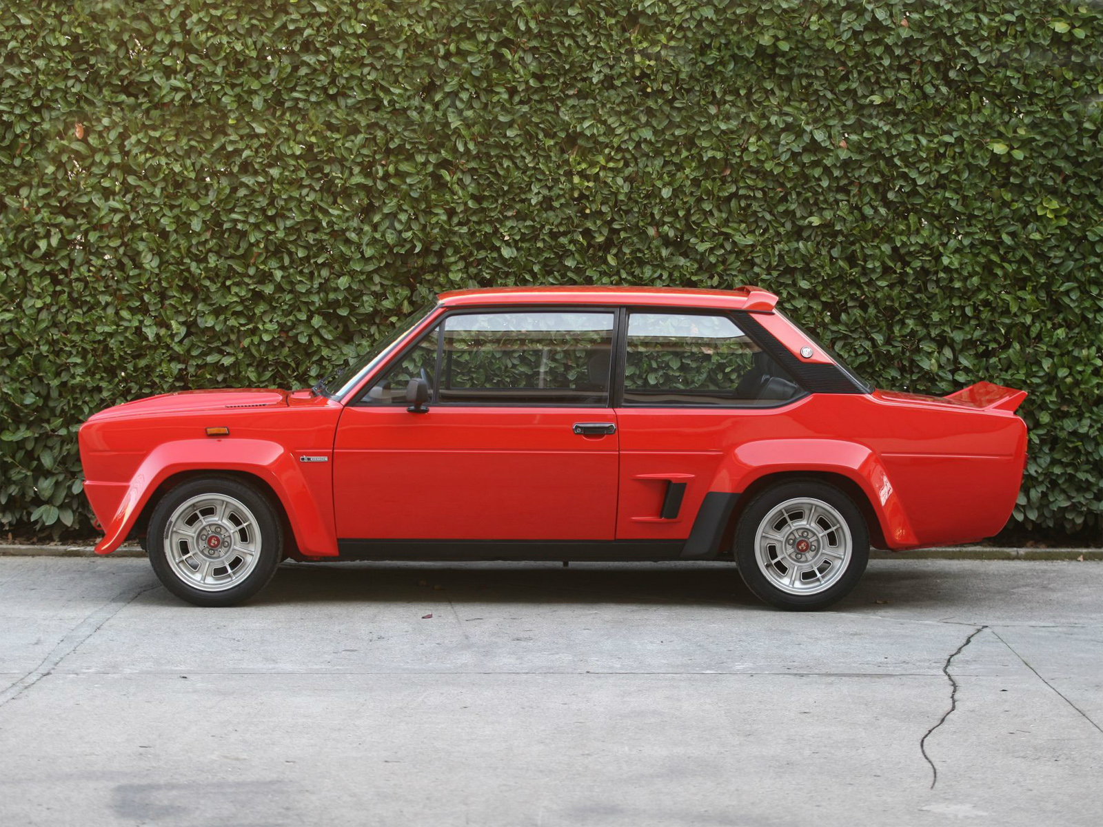 Fiat 131 Abarth Coupe 1976
