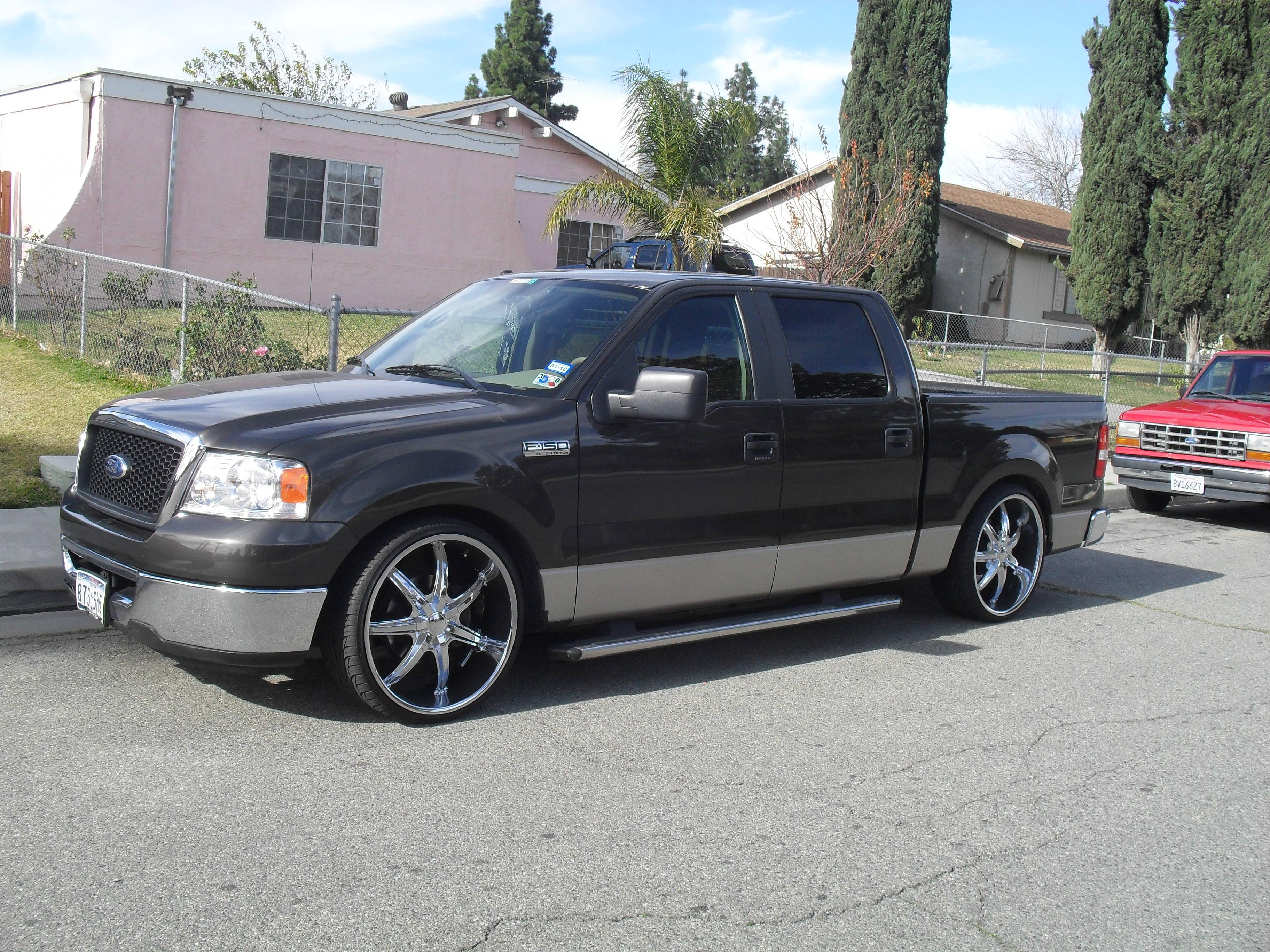 Tuning Ford F 150 Crew Cab 2006 Online Accessories And