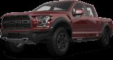 Ford F-150 Raptor 4 Door pickup truck 2017