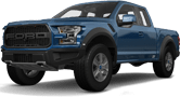 Ford F-150 Raptor SuperCab Pickup Truck 2015